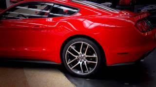 Yeni 2014 Ford Mustang dış tasarım videosu // ototest.tv