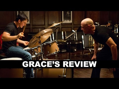 review trailer - Whiplash 2014 movie review! Beyond The Trailer host Grace Randolph shares her review aka reaction today for this movie starring Miles Teller and JK Simmons! http://bit.ly/subscribeBTT Whiplash...