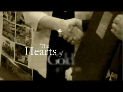 Hearts of Gold - Signing Ceromony