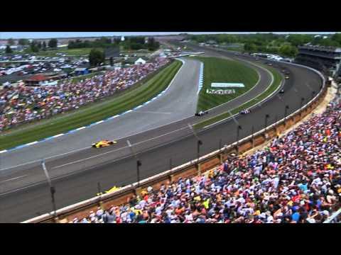 2015 Indianapolis 500 Lap 1 Incident