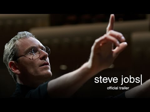 Steve Jobs Official Trailer Starring Michael