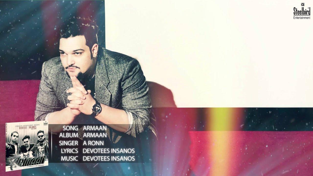 Armaan - Valentines Week Special 2016 |Feat. Devotees Insanos|