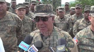 Autoridades mantienen constantes operativos en la frontera por situación en Haití