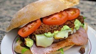 Mexican Hamburger Recipe