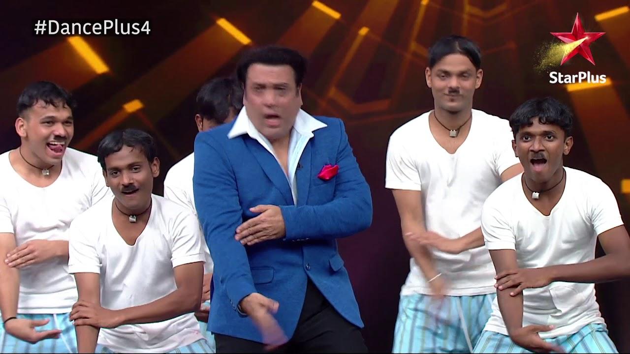 Dance+ 4 | Raja Babu Way