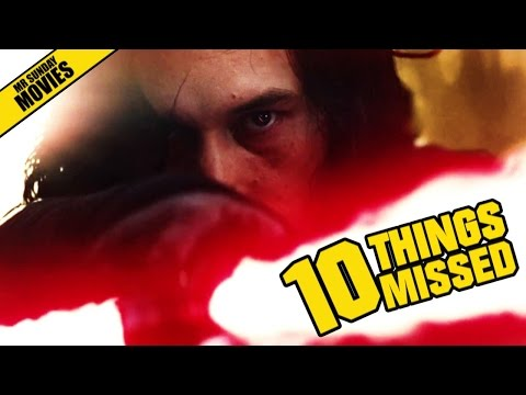 Easter Eggs and References in the First Teaser Trailer for Star Wars The Last