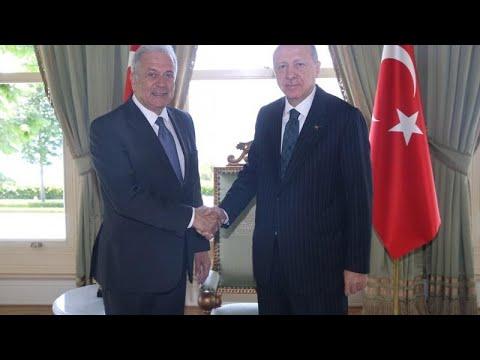 Συνάντηση Αβραμόπουλου-Ερντογάν στην Κωνσταντινούπολη…