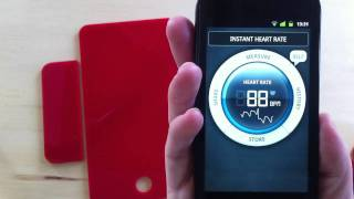 Instant Heart Rate YouTube video