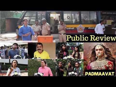 Public Review For Film Padmaavat  | Ranveer Singh, Deepika Padukone, Shahid Kapoor