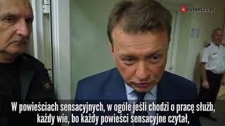 Błaszczak przebił Ucho Prezesa!Oto co odpowiedział na pytanie o inwigilację: