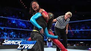 Nonton Jeff Hardy vs. Shinsuke Nakamura: SmackDown LIVE, Sept. 11, 2018 Film Subtitle Indonesia Streaming Movie Download