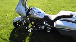 9. 2007 Yamaha Road Star for sale.