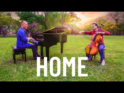 Phillip Phillips - Home (Piano/Cello Cover) - The Piano Guys (видео)