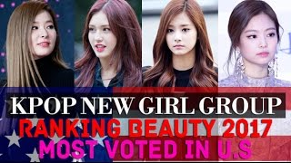 Video Kpop New Girl Group Most Beautiful Members 2017 - Most Voted In U.S MP3, 3GP, MP4, WEBM, AVI, FLV Maret 2018
