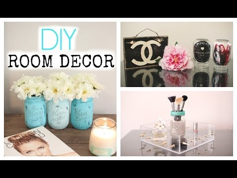 Diy Mason Jar Room Decor Cute Affordable