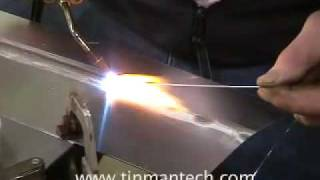 How good is your TIG weld?  (weld strength & oxy acetylene torch welding aluminum)
