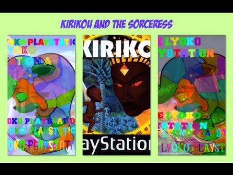 Kirikou et les B�tes Sauvages Playstation 2