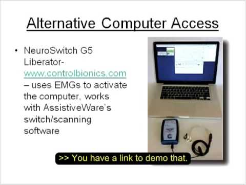 AT Network Training on Assistive Technology: Latest and Greatest 2013