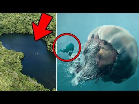 5 laghi più strani del pianeta