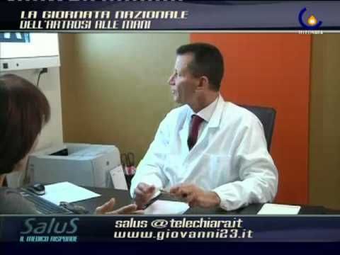 SALUS 10-02-11 La giornata nazionale dell'artrosi alle mani