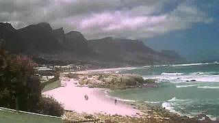 Timelapse Video - Glen Beach & Camps Bay - 14/11/2011