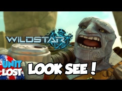 WildStar Beta Gameplay – Exile Starting Area – Look See!