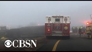 5. 2 dead in charter bus crash in Virginia