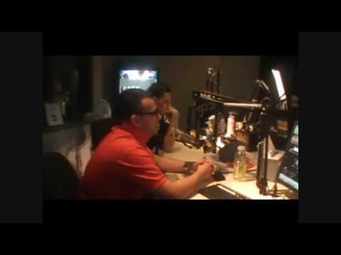 DJ Laylo on 103.5 Kiss FM 08-23-09