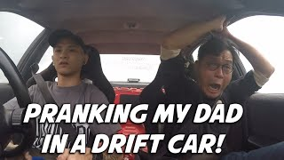 Video PRANKING MY DAD IN A DRIFT CAR | Shawn Lee MP3, 3GP, MP4, WEBM, AVI, FLV Agustus 2019