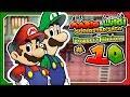 Mario n Luigi: Superstar Saga + Bowser's Minions - Part 10: Woohoo Hooniversity! (3DS)