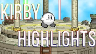 [SSF2] Kirby Highlights