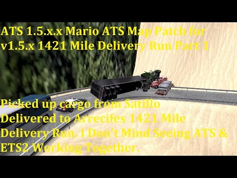Mario ATS Map for v1.5
