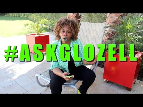 #AskGloZell – GloZell answers YOUR burning questions