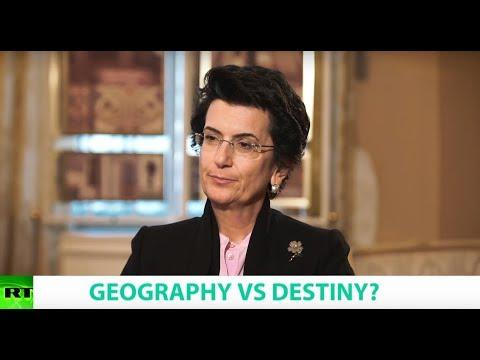 GEOGRAPHY VS DESTINY? Ft. Nino Burjanadze, Former Acting President of Georgia