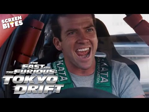 Sean's Training | The Fast And The Furious: Tokyo Drift | SceneScreen