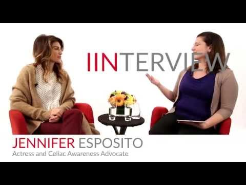 Jennifer Esposito on Living with Celiac Disease | IIN Depth