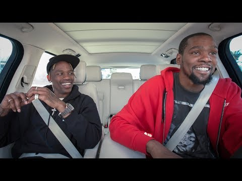 Carpool Karaoke: The Series — Kevin Durant & Travis Scott — Apple Music