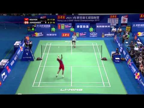 Badminton moj sport