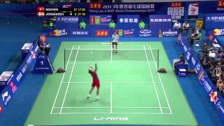 Video Longest rally in badminton history (Men´s singles) MP3, 3GP, MP4, WEBM, AVI, FLV November 2018