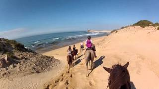 Kenton-on-Sea South Africa  City new picture : Horse riding on the beach at Kenton on Sea, South Africa