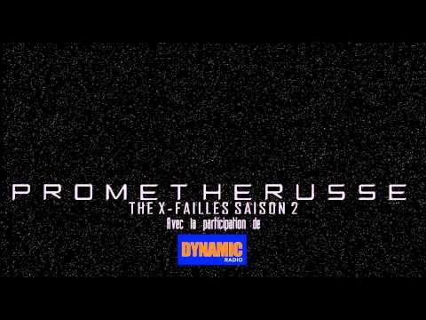 The X-Failles / Saison 2 - Episode 8: Indigestion d'alien