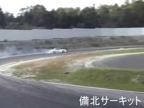 名阪CコースDRIFTbyKT-SEVENドリフト D1 MK2 1JZ