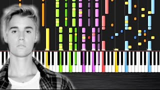 Justin Bieber - Sorry - IMPOSSIBLE PIANO