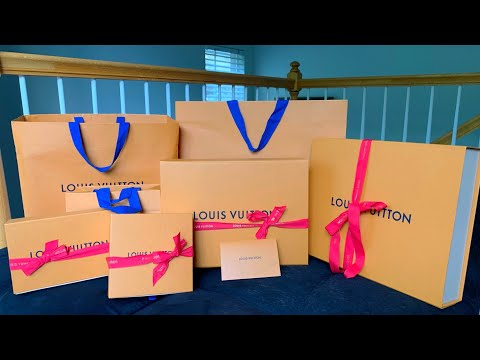 Unboxing my Louis Vuitton Birthday Presents | Bags I regret Buying | Brandon and Tobi
