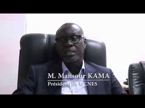 [Vidéo] - Certification ISEP 2016 - Entretien avec M. Mansour CAMA Président de la CNES
