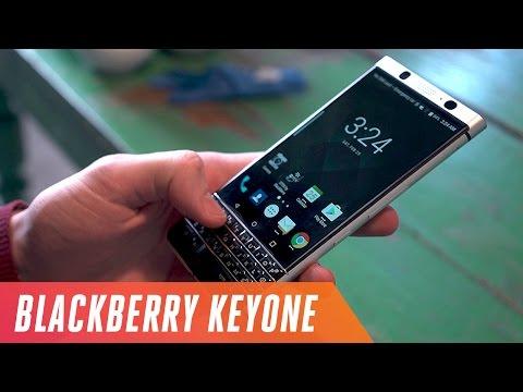 Blackberry KeyOne first look