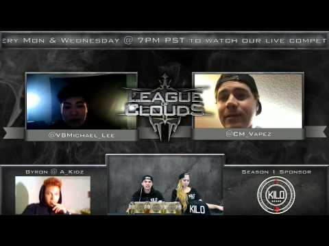 League of Clouds: Season 1 Premiere - October 26th, 2015