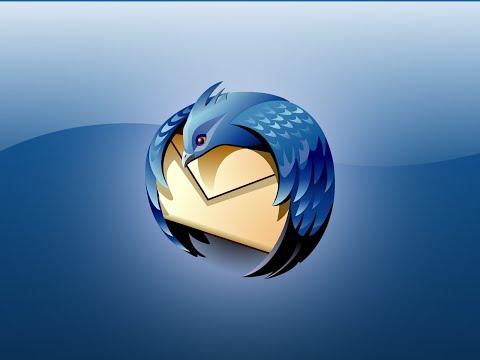 Thunderbird tutorial