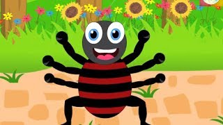 Incy Wincy Spider Itsy Bitsy Spider - Nursery Rhymes