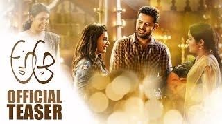 A Aa Telugu Movie Official Teaser